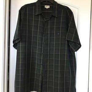 Men's XL button down shirt.